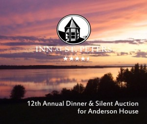 Inn at St. Peters 12th Annual Dinner & Silent Auction