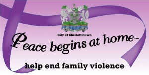"Partners: Charlottetown ""Peace Begins at Home"""