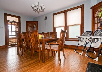 Anderson House: Dining Room
