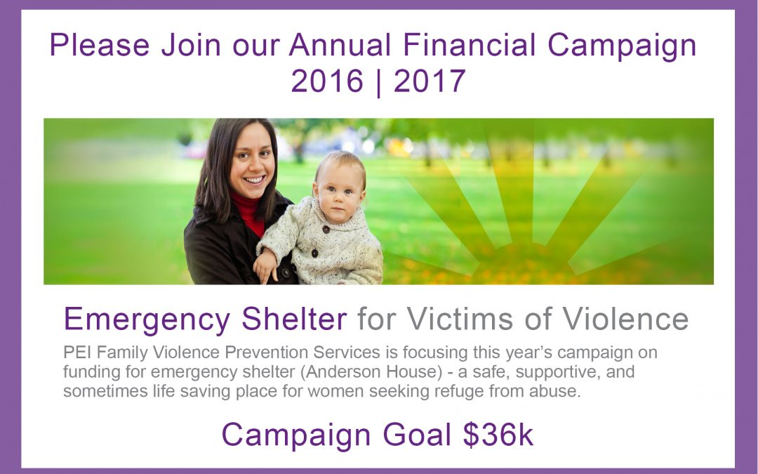 Annual Financial Campaign 2016/2017