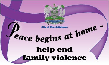 Charlottetown Help End Family Violence Campaign