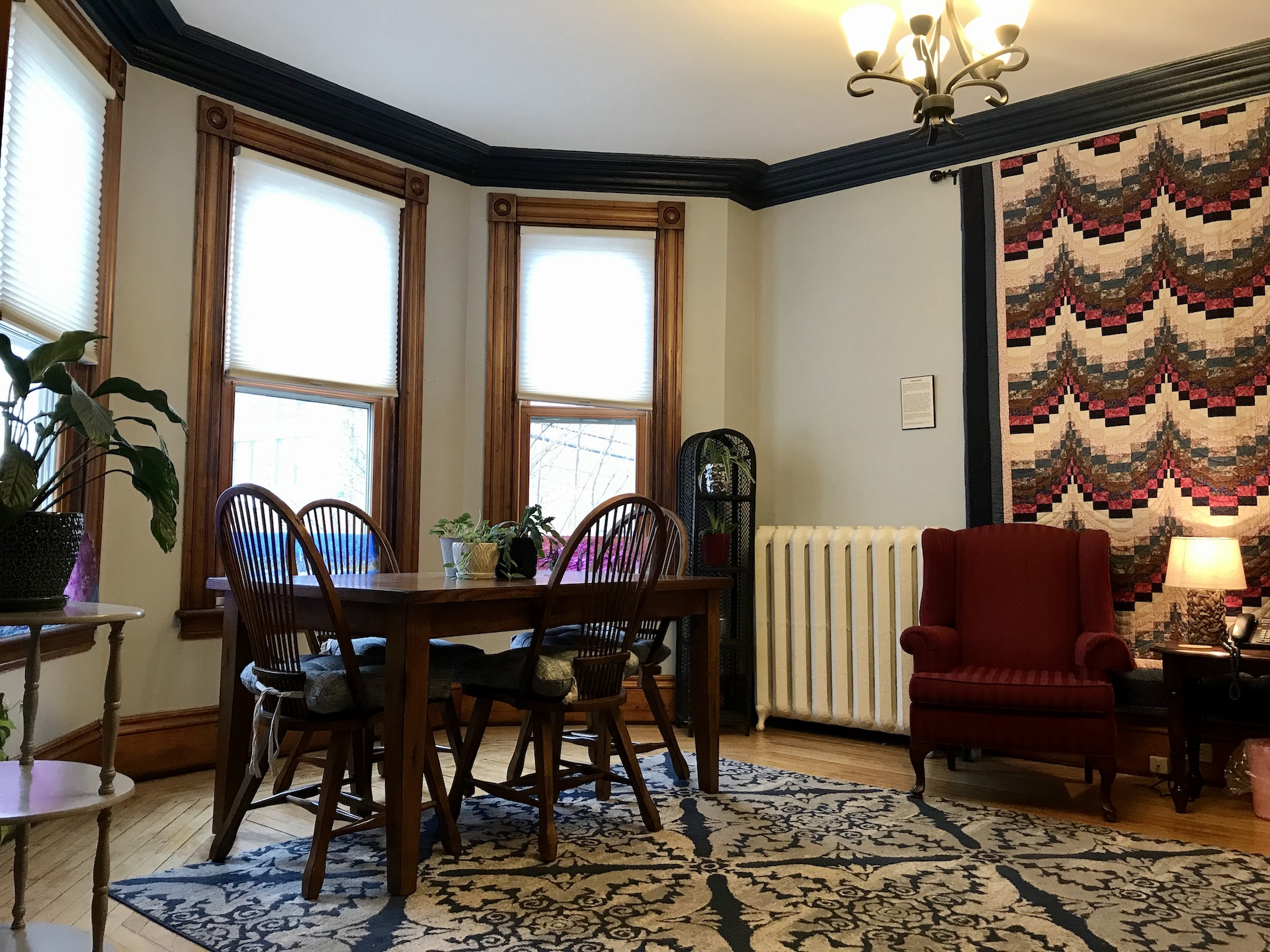 Anderson House: Womens' Room