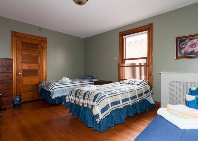 Anderson House: Bedroom 1