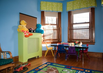 Anderson House: Play Room